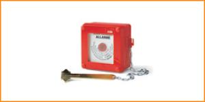 Аварийный электрощиток настенного монтажа с кнопкой Livorno ABB