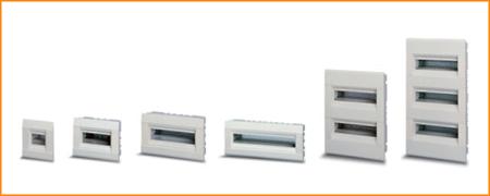 Распределительные шкафы (боксы) без дверцы Estetica ABB