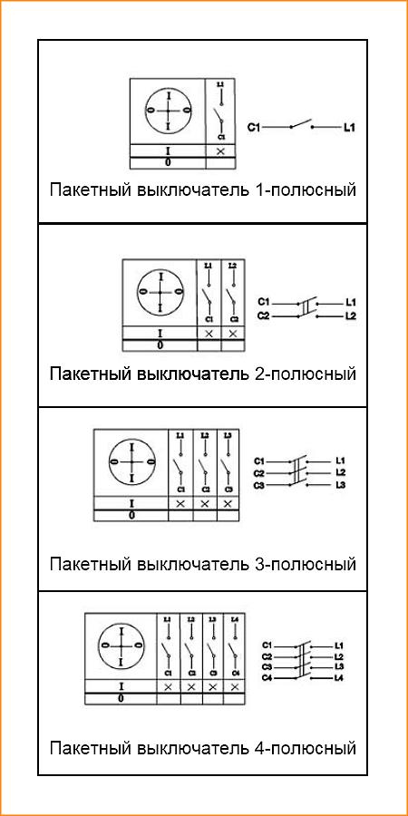 Электрические схемы и