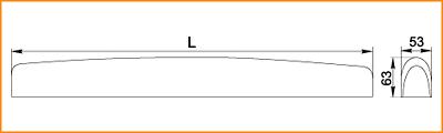 ЛПО 2025 - габаритные размеры