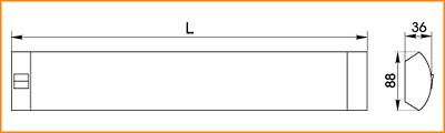 ЛПО 2010 - габаритные размеры