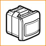 Датчик движения с нейтралью трехпроводной 1000Вт 230В Legrand 78451