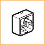 Накладная монтажная коробка Legrand 80281