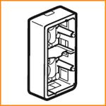 Накладная монтажная коробка Legrand 80282