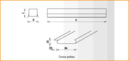AL - габаритные размеры