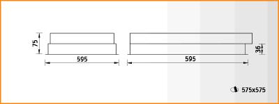 ARSplus/R - габаритные размеры