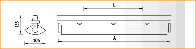 KRK.RP - габаритные размеры