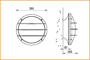 NBT 50 - габаритные размеры