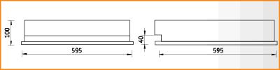 OWS/R - габаритные размеры