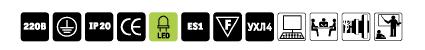 PTF/R LED - характеристики и применение