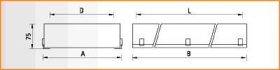 SPORTLUX - габаритные размеры
